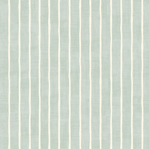 """Handsewn, Made-to-Measure, Pencil Pleat Curtains in """"Pencil Stripe"""""""