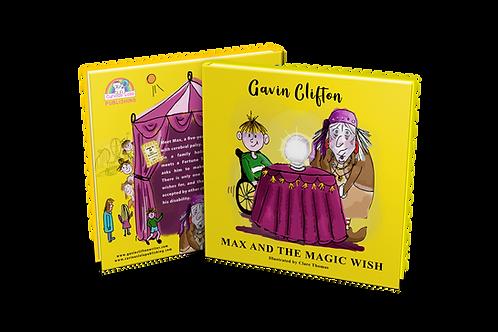 Max And The Magic Wish