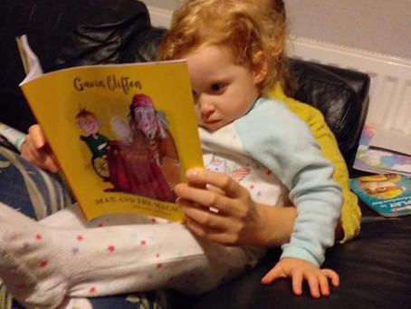 Taking time out to read as a family is fundamental.