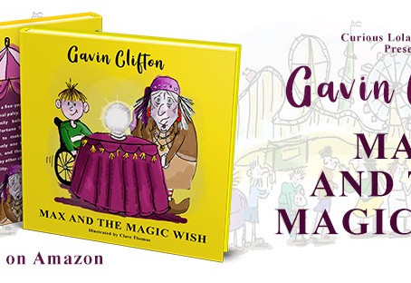 How my first children's book got published?