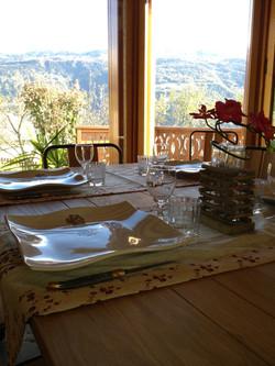 La table d'hôtes des Marm'hôtes