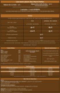 tarifs 2020 des chambres d'hôte des Marm'hôtes