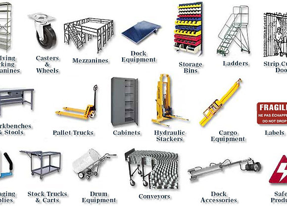 Other Warehouse Equipment