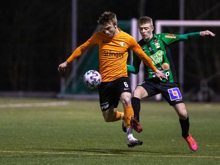 Bra match mot Varbergs BoIS