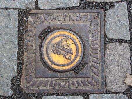Vad finns under gatorna i Prag?