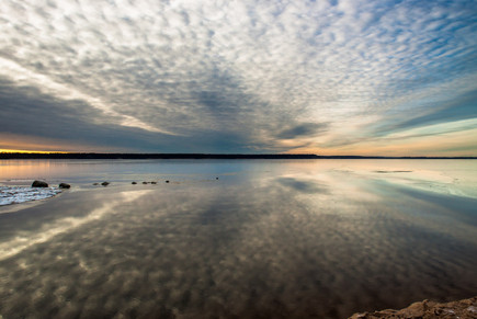 Vomb sjön