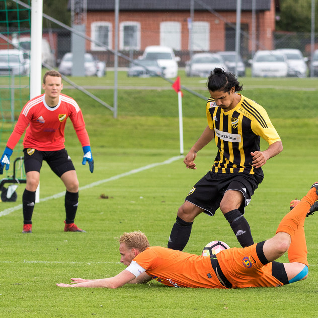 Torns IF - IFK Hässleholm