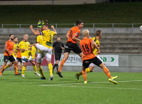 Mållöst derby mot Lunds BK