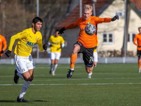 Ny seger över IFK Malmö