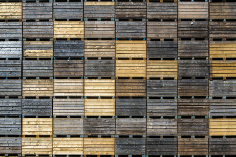 Trälådor / Wooden boxes