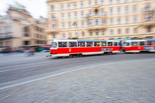 Spårvagn / Tram