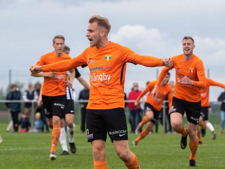 En poäng i tuff match mot Landskrona
