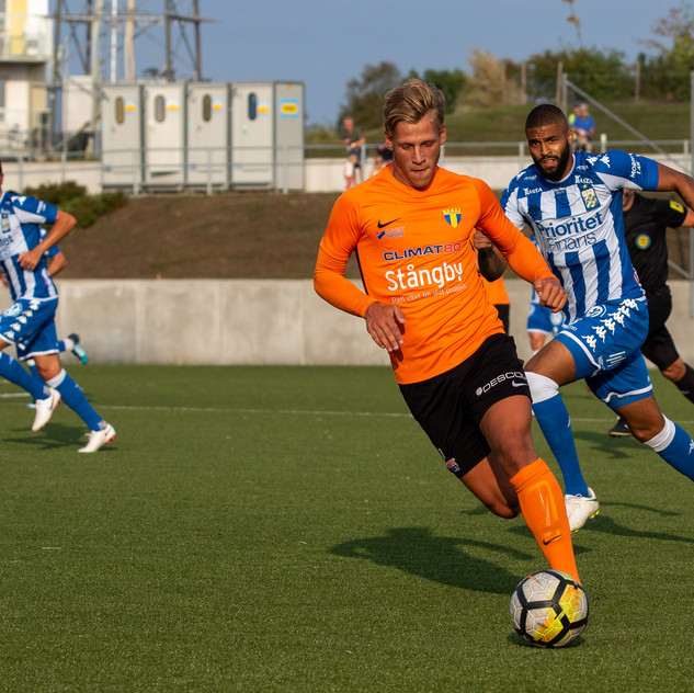Svenska Cupen: Torns IF-IFK Göteborg