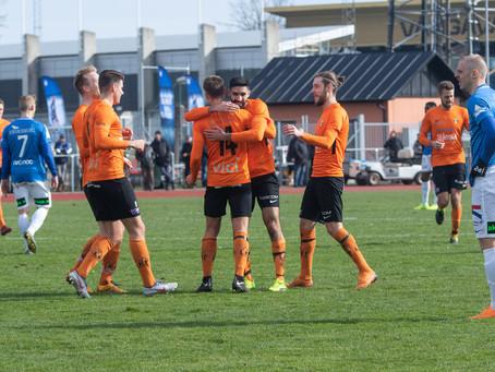 Fin seger över Trelleborgs FF