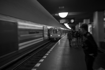 Tunnelbana / Subway