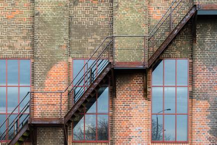 Fabriksbyggnad / Factory building