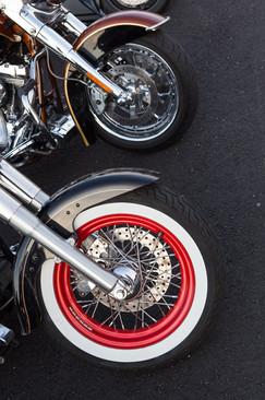 Framhjul / Front wheel