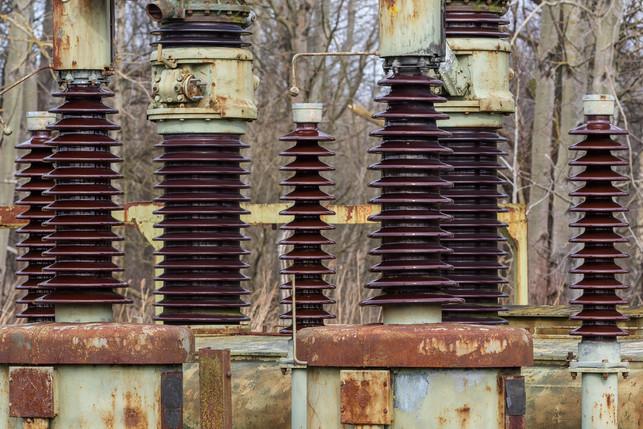 Kraftanläggning / Power plant