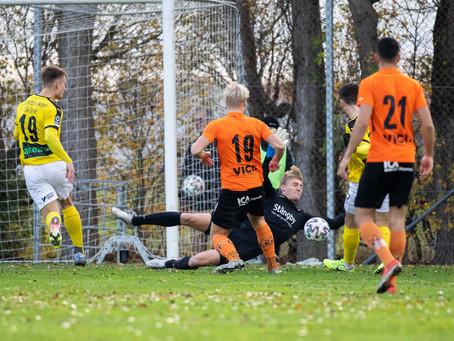 Derbyförlust mot Lunds BK