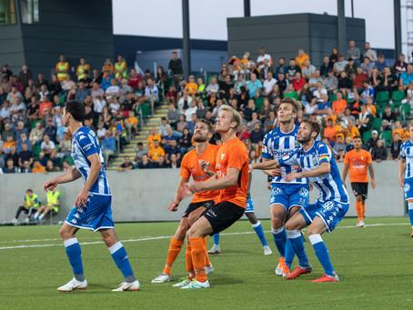 IFK Göteborg för svårt för Torn