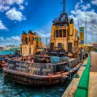 Tug Boats in the Bahamas