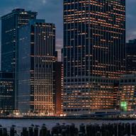 View of Manhattan