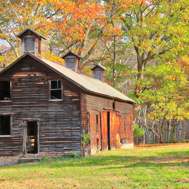 Barn in Poconos