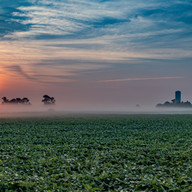 Sunrise in the Garden State