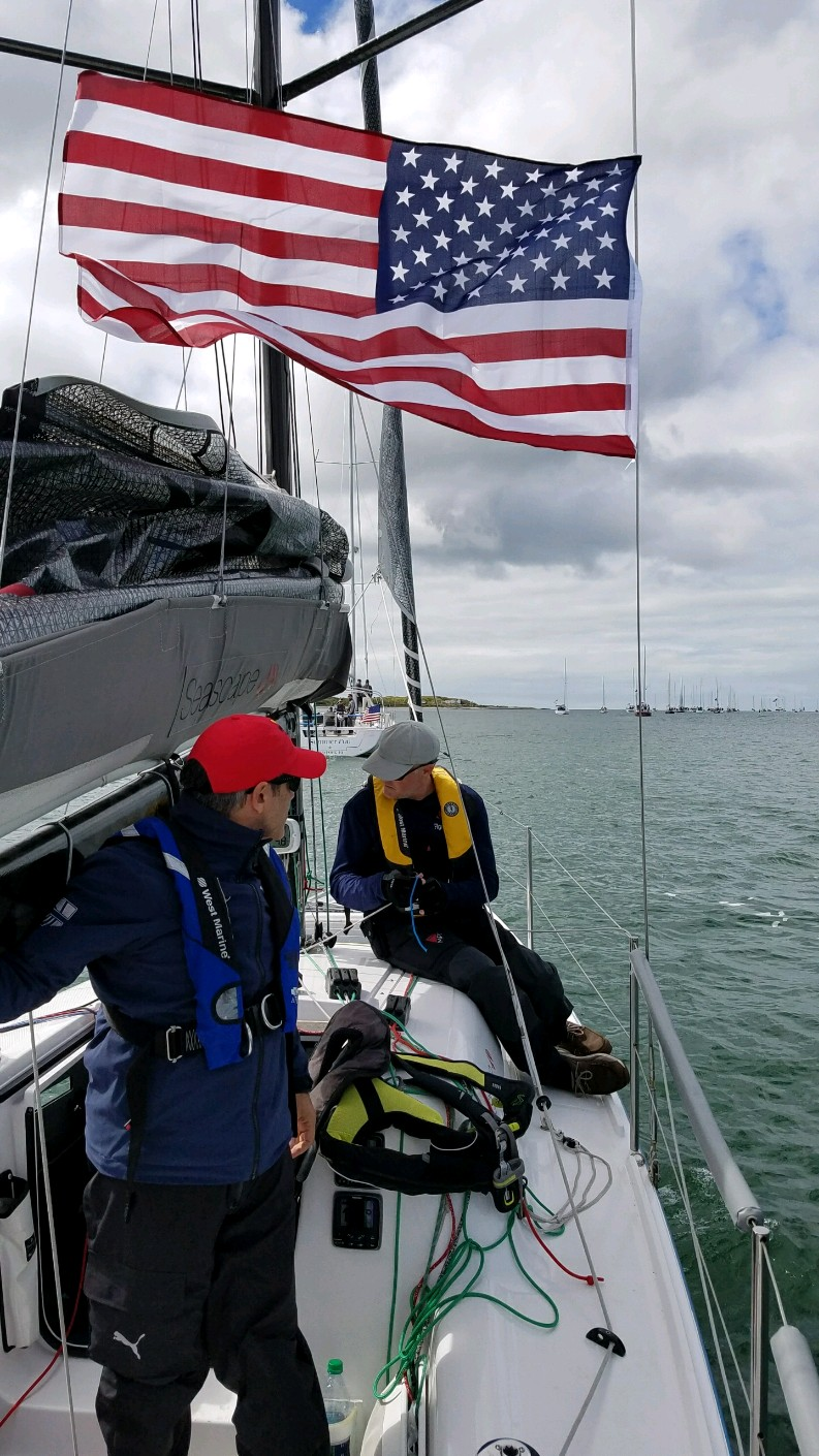 Maine to Figawi and back  The Seascape 27 & Seascape 24 make their