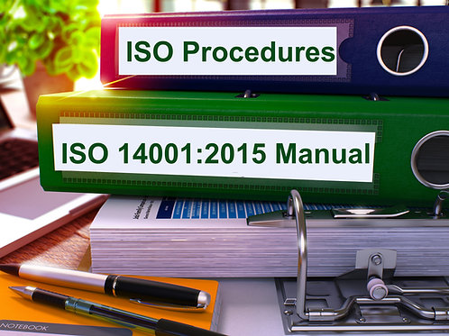 ISO 14001:2015  Environmental Management Toolkit.