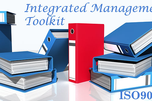 (ISO9001+ISO14001)-Integrated Management Systems