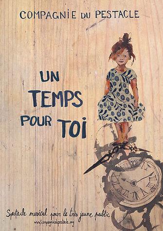 Affiche Un Temps pour Toi.jpg