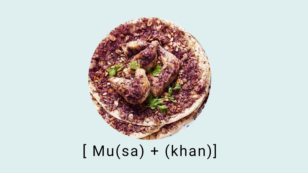 Musackhan Jaffa Foodie