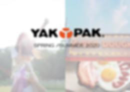 YAK PAK Season Direction