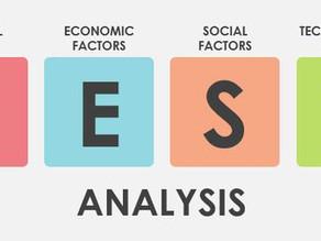 マーケティング -PEST分析-