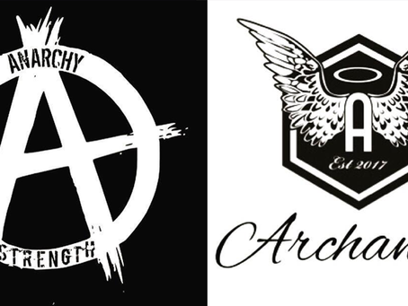 Introducing Anarchy Strength and Archangel Apparel