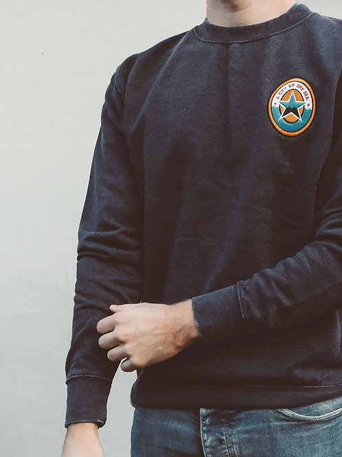 A City By The Sea: Brown Ale Sweater