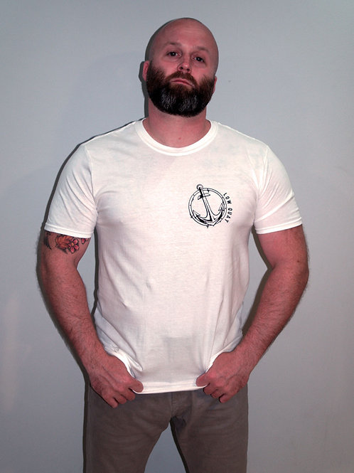 Low Quay: Stormy Sea T-Shirt