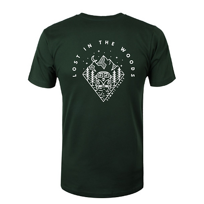 Summit Crazy: Lost in the Woods Tee