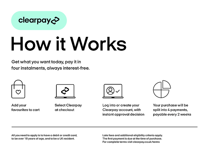 Clearpay UK - How it Works