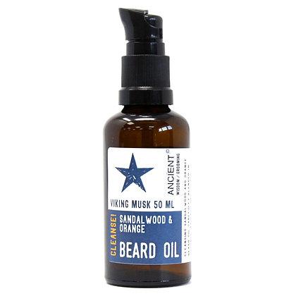 Beard Oil - Viking Musk 50ml