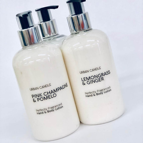 Urban Candle: Body Lotion
