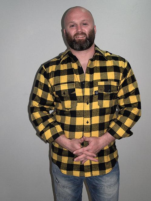 CUA Originals: Flannel Shirt