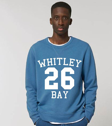 Whitley Bay College Sweater