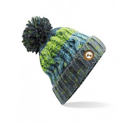 Summit Crazy: Valley Pom Pom Hat (various colours)
