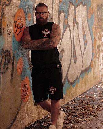 CUA Originals: Trackie Shorts