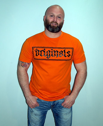 CUA Originals: Longline T-Shirt