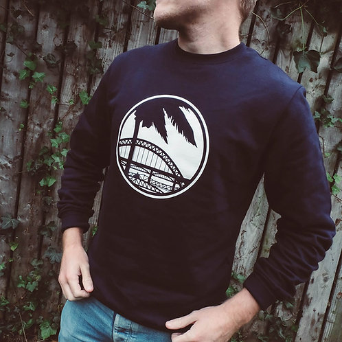 A City By The Sea: Quayside Sweater