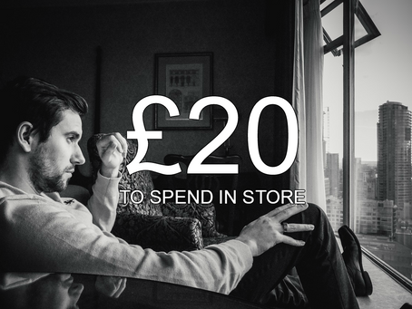 Competition - win £20 to spend in store!