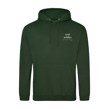 Summit Crazy: Lost in the Woods Hoodie